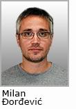 diplomirani inženjer informatike Milan Đorđević
