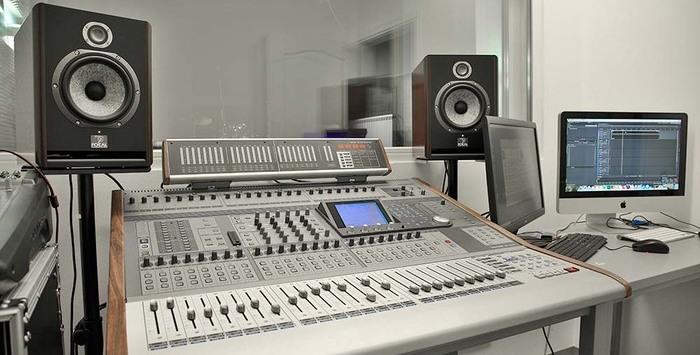 Multimedijalni studio ITAcademy