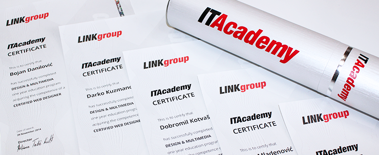 ITAcademy sertifikati