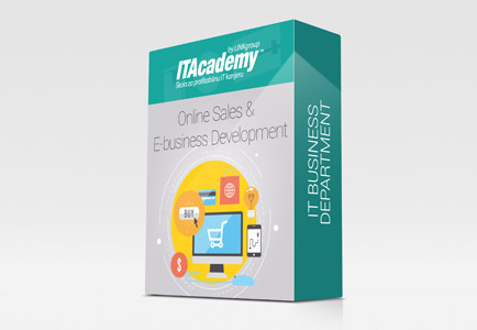 Online Sales & E-business Development Program školovanja