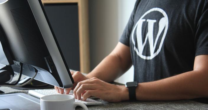 kako napraviti sajt u Wordpressu