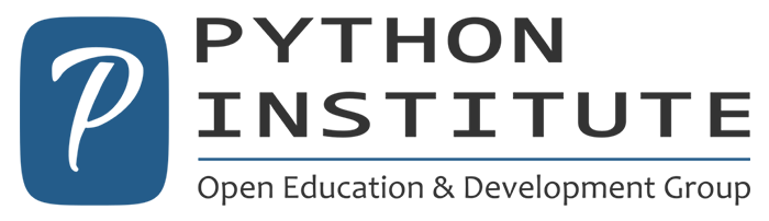 Python Institute logo