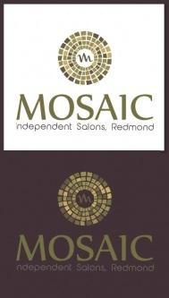 logo za Mosaic Independent Salons Redmond