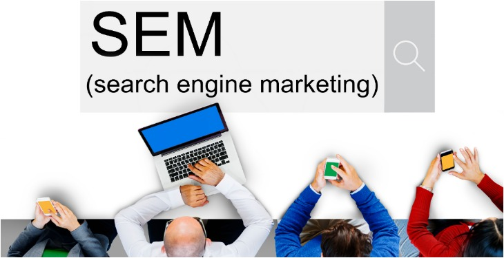 SEM Search Engine Marketing online promocija