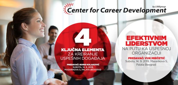 """ITA seminari """"Efektivnim liderstvom na putu ka uspešnoj organizaciji"""" i """"4 ključna elementa za kreiranje uspešnih događaja"""""""