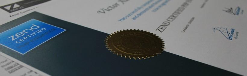 Zend sertifikat za PHP programiranje