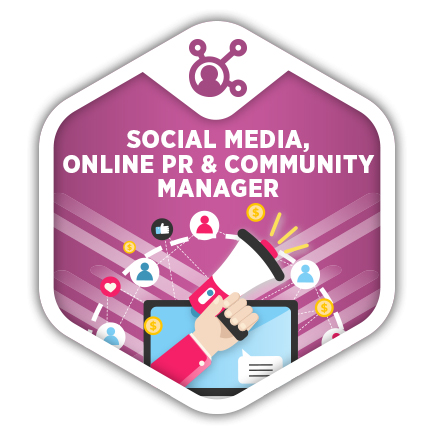 Online PR & Community Manager