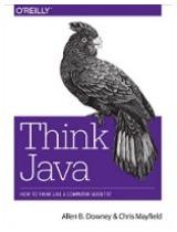 Think Java knjiga