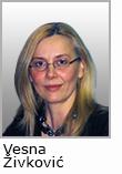 predavač Vesna Živković