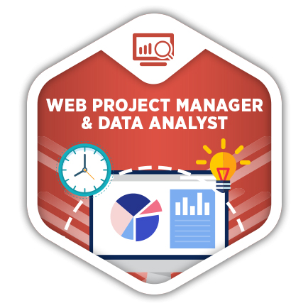 Web Project Manager & Data Analyst | Program školovanja