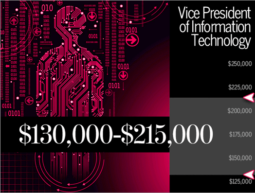 Godišnja zarada za upravljanje IT sektorom
