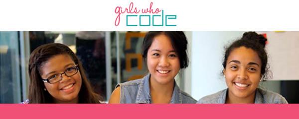 Devojke koje pišu kodove